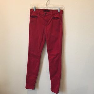 Red J Brand Jeans
